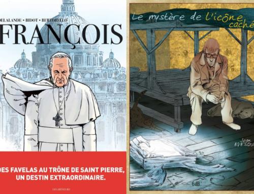 La bande dessinée chrétienne : si riche, mais trop confidentielle