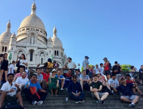 De Bogota à Paris en passant par Bruxelles : à la rencontre du Créateur discret