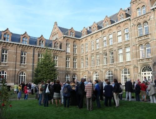 Retour sur l'inauguration du Forum Saint-Michel à Bruxelles