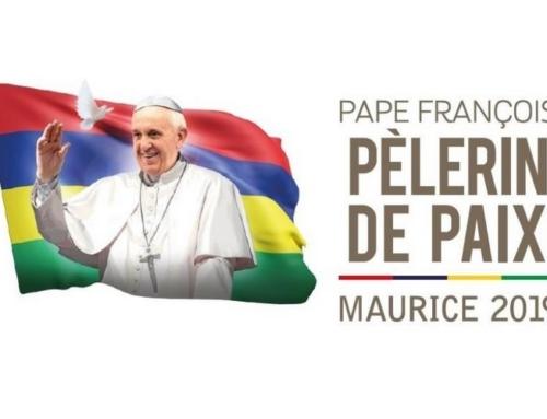 Visite du pape François à l'Île Maurice