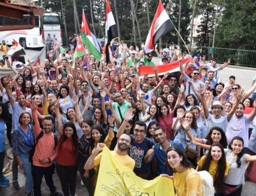 Journées Régionales de la Jeunesse au Liban : retour sur les temps forts