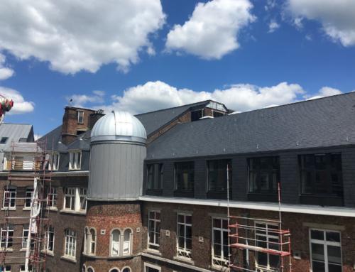 Un nouvel observatoire astronomique inauguré à l'Université jésuite de Namur