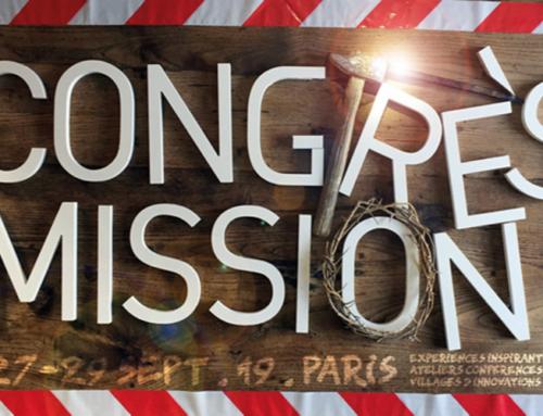 La Compagnie de Jésus au Congrès Mission 2019
