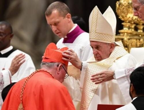 Mgr Jean-Claude Hollerich sj a été créé cardinal par le pape François