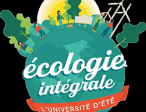 Université d'été de l'écologie intégrale