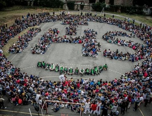 Retour sur la « semaine jésuite »  à l'établissement scolaire Le Caousou à Toulouse