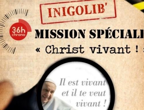 """Le réseau Magis organise sa fête annuelle pour les 18-35 sur le thème """"Christ Vivant"""""""