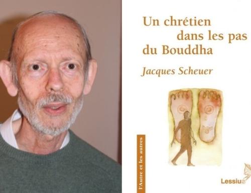 Portrait : Jacques Scheuer sj, auteur et chargé d'enseignement au Centre Sèvres et à Lumen Vitae