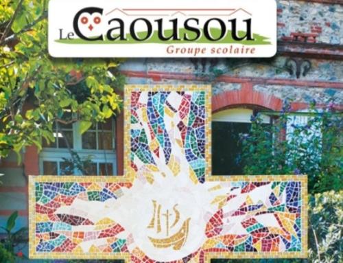 Une « semaine jésuite »  à l'établissement scolaire Le Caousou à Toulouse
