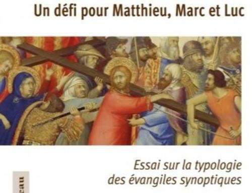 Le Messie souffrant – Un défi pour Matthieu, Marc et Luc