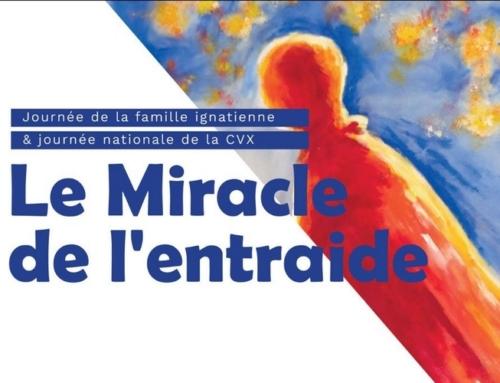 Le miracle de l'entraide – Journée de la Famille ignatienne, le 23 novembre 2019
