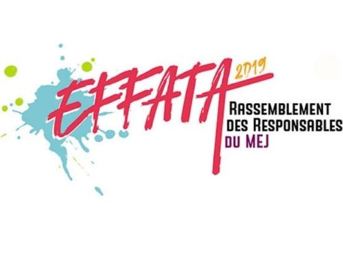 """""""EFFATA"""" : les responsables du MEJ se rassemblent pour inventer ensemble l'avenir du mouvement"""
