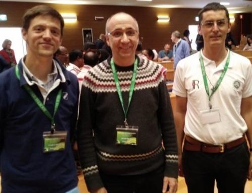 50 ans d'apostolat social à Rome : retour des 3 participants de la Province