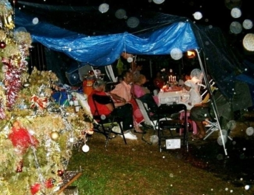 """Noël à La Réunion : """"Nous étions cet îlot humain perdu dans la nuit et l'indifférence générale"""""""